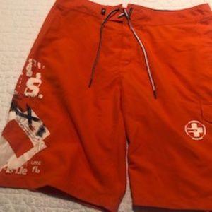 Ralph Lauren RLX Board shorts